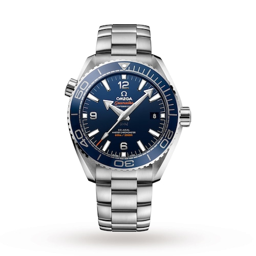 Seamaster Planet Ocean 600M Mens 43.5mm Automatic Co-Axial Divers Watch