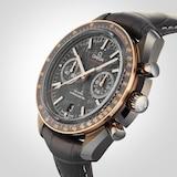Omega Speedmaster 'Grey Side of the Moon Meteorite' Mens Watch