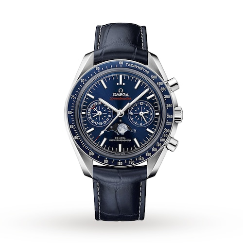 Speedmaster Moonphase Co-Axial Master Chronometer Chronograph Mens Watch