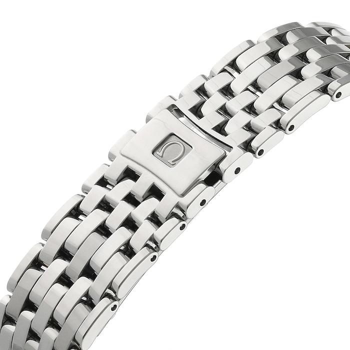 Omega De Ville Prestige Mens 39.5mm Automatic Co-Axial Date Mens Watch