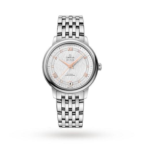 De Ville Prestige Ladies 32.5mm Automatic Co-Axial Ladies Watch