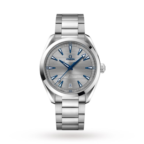 Seamaster Aqua Terra 150M Mens Grey Dial 41mm Automatic Co-Axial Watch
