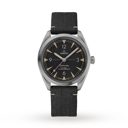 Seamaster Railmaster Mens Watch