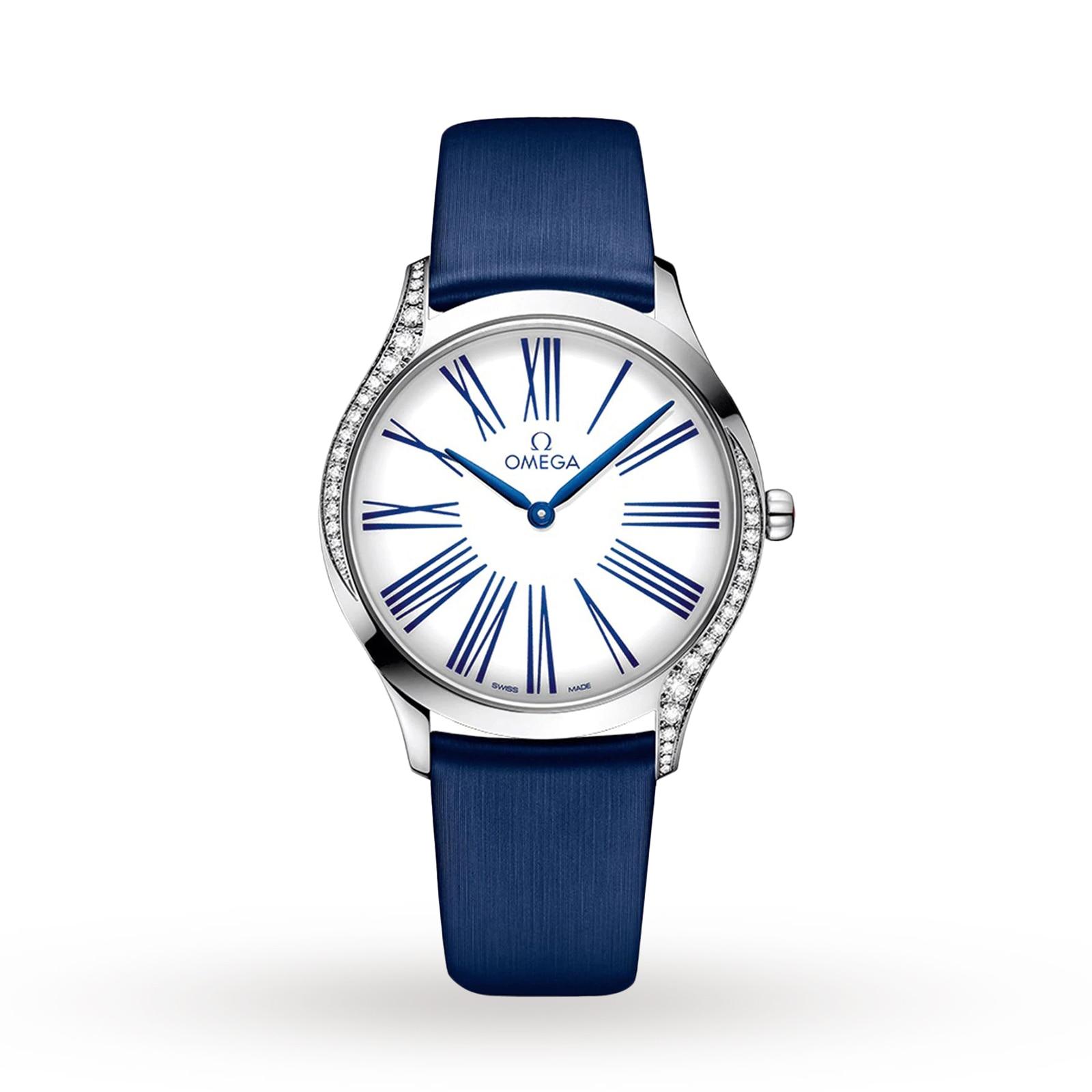 Omega De Ville Tresor 36 Ladies Watch