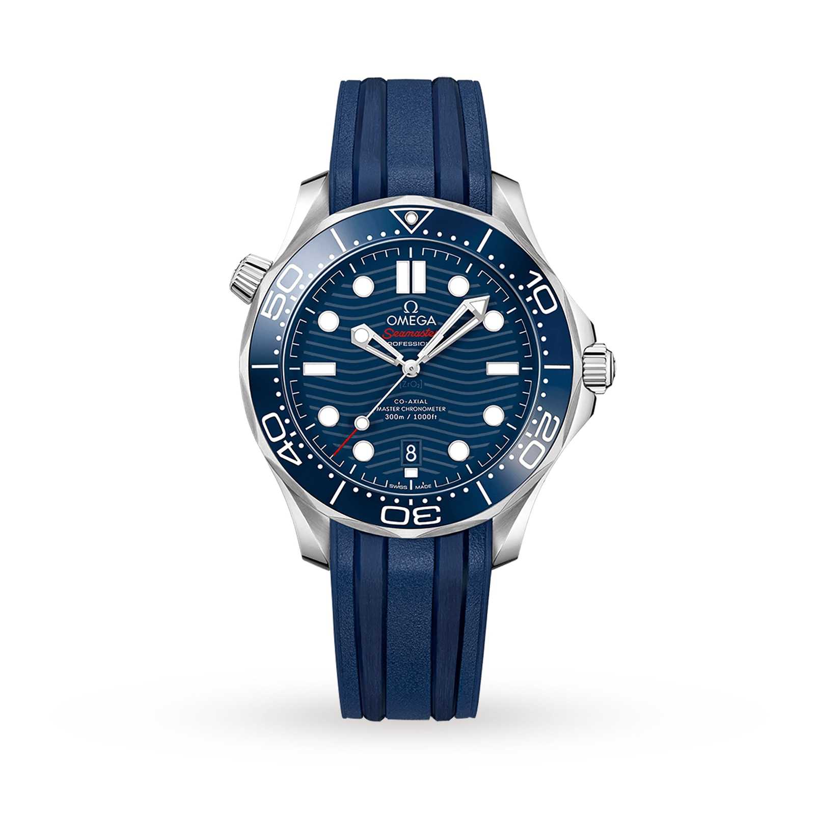Omega Seamaster Diver 300 Co-Axial Mens Watch O21032422003001