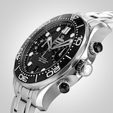 Omega Co-Axial Master 44mm Mens Watch