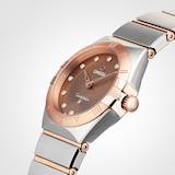 Omega Constellation Manhattan 25mm Ladies Watch