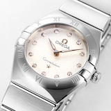 Omega Constellation Manhattan 25mm Ladies Watch