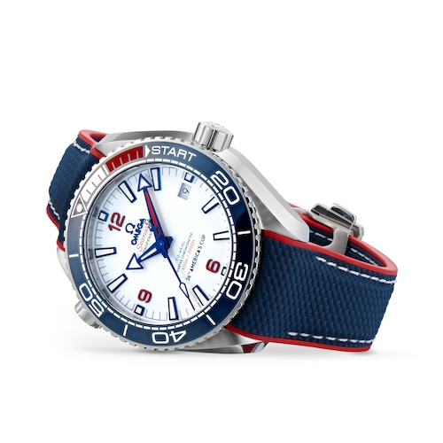 Seamaster America's Cup Co-Axial Master Chronometer