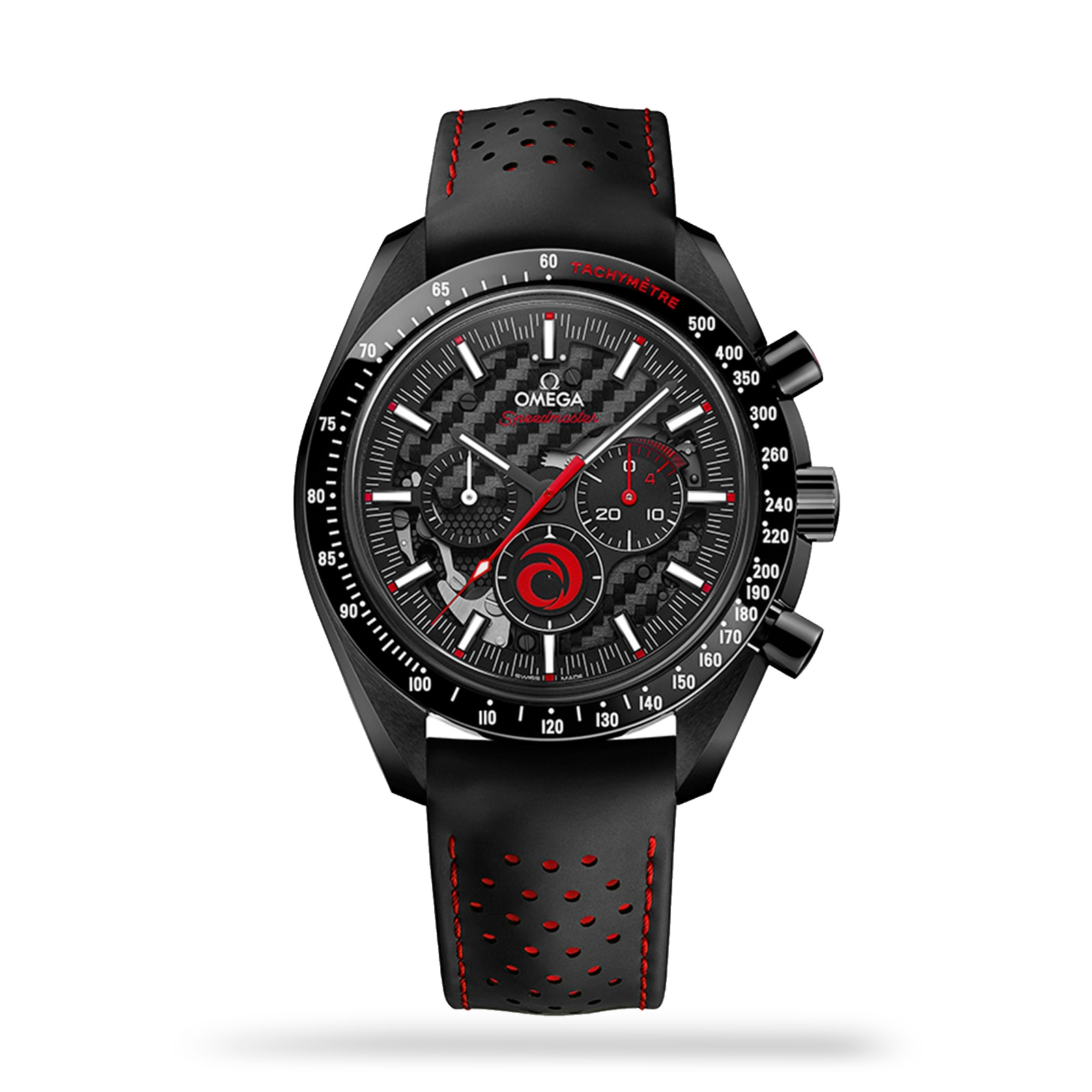 Omega Speedmaster Dark Side of the Moon ALINGHI