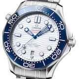 Omega Seamaster Diver 300M Tokyo 2020 42mm Mens Watch