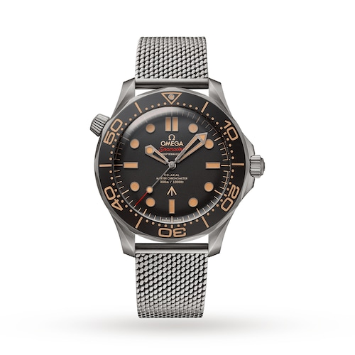 Seamaster Diver 300m James Bond 007 2020 Edition