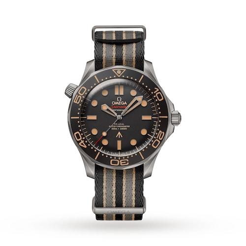 Seamaster Diver 300m James Bond 007 2020 Edition