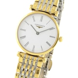 Longines La Grande Classique De 24mm Stainless Steel/PVD Ladies Watch