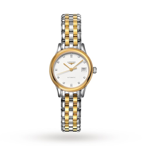 Flagship 26mm Diamond Dot Automatic Ladies Watch