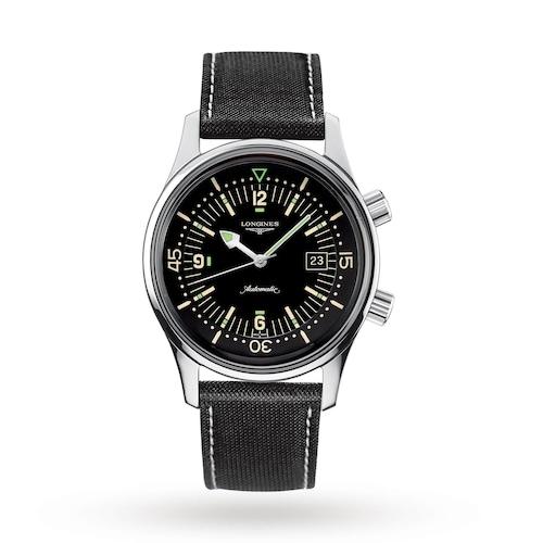 Legend Diver 42mm Automatic Mens Watch