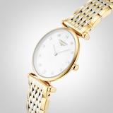 Longines La Grande Classique de 24mm Diamond Dot Quartz Ladies Watch