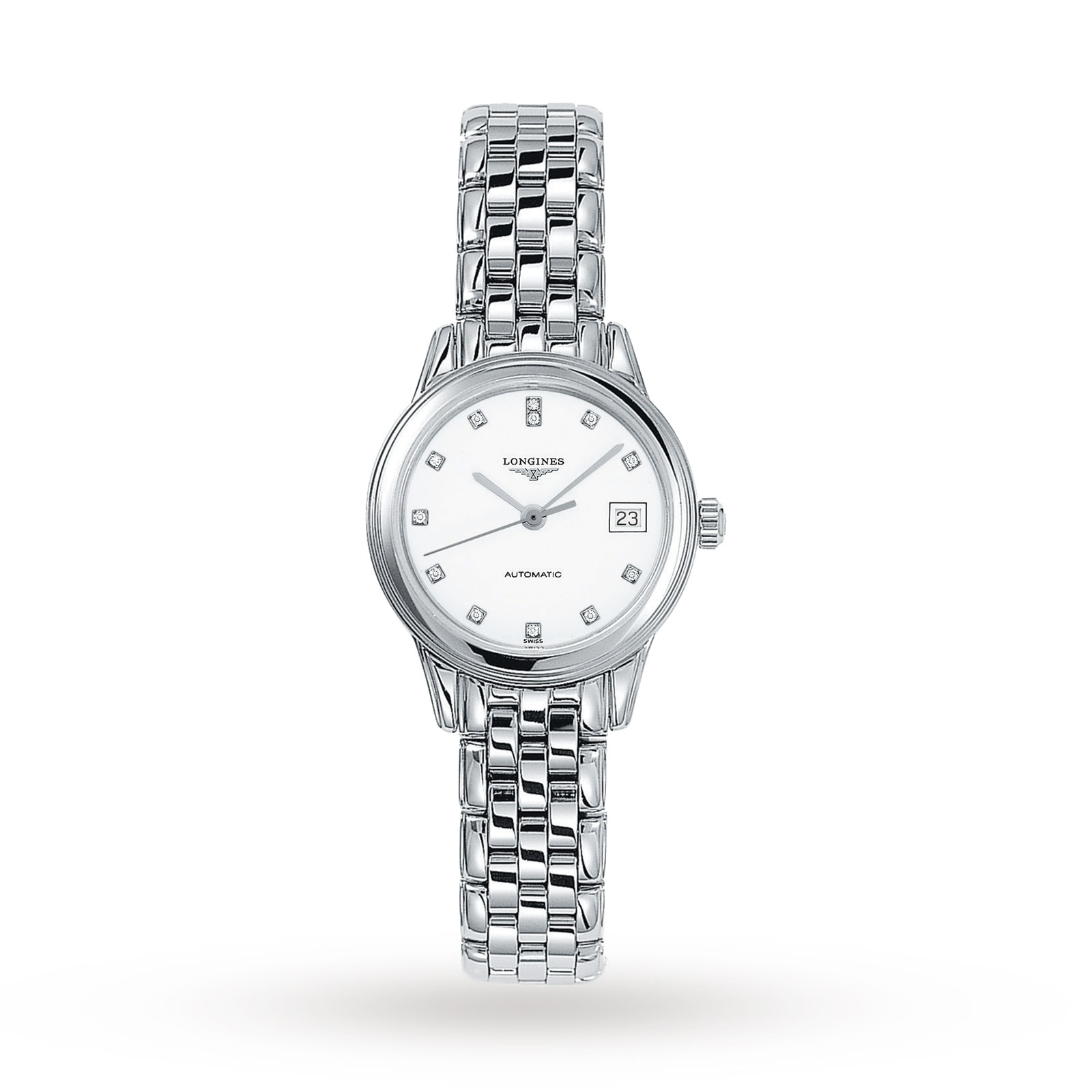 Longines Flagship 26mm Automatic Ladies Watch