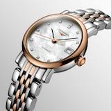 Longines Elegant 25.5mm Diamond Automatic Ladies Watch