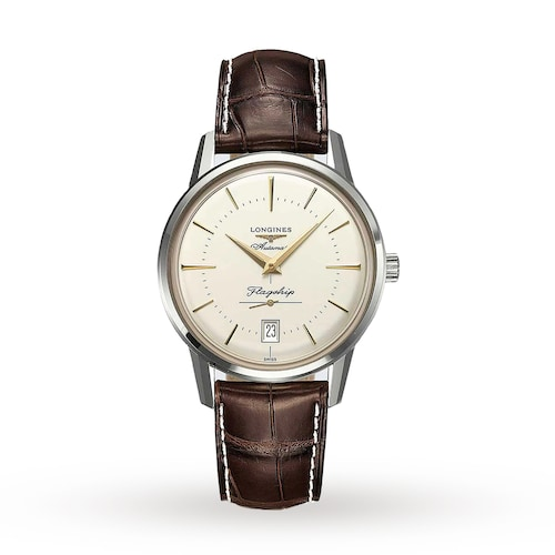 Heritage Flagship 38.5mm Automatic Mens Watch