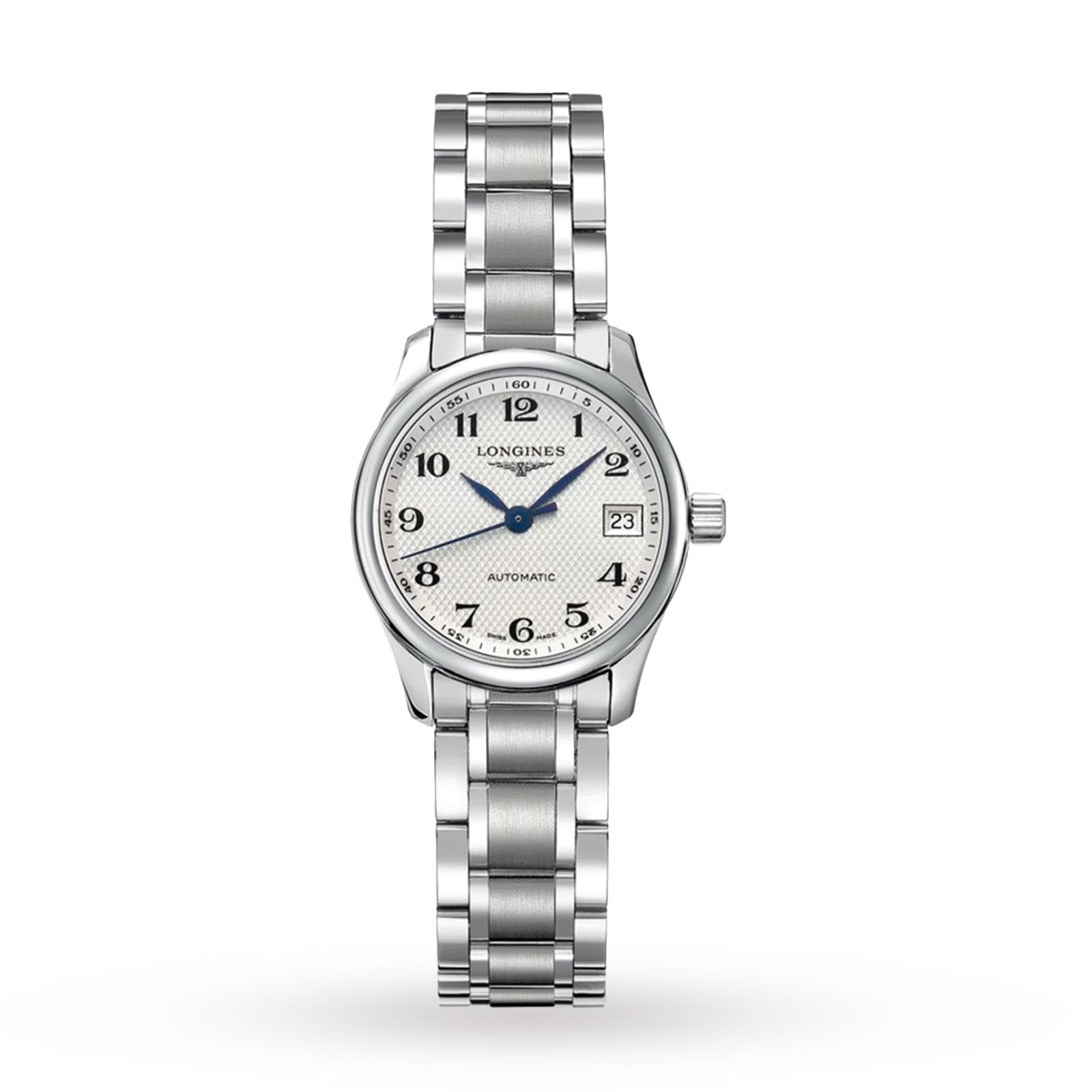 Longines Master Collection 25.5mm Automatic Ladies Watch