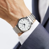 Longines Record 38mm Automatic Chronometer Mens Watch