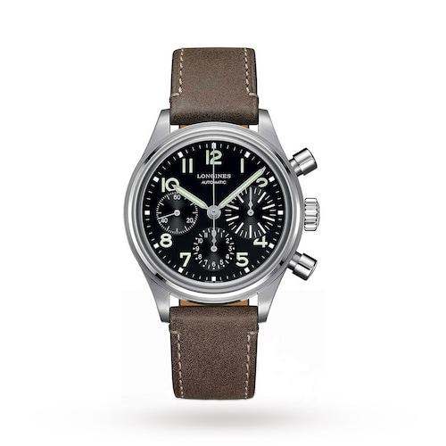 Heritage Avigation Bigeye 41mm Automatic Mens Watch