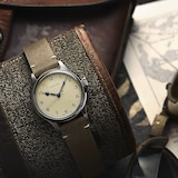 Longines Military 39mm Mens Watch