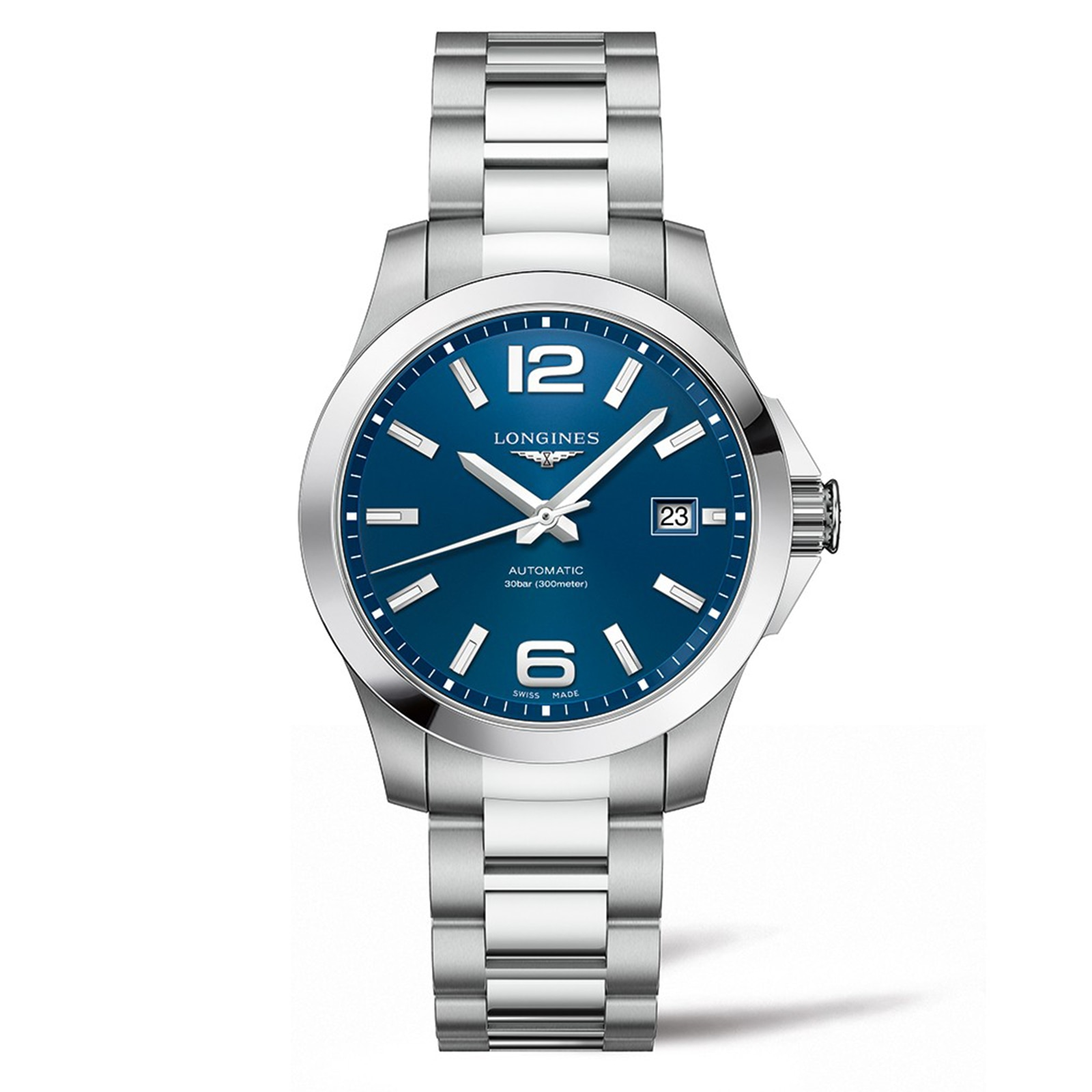 Longines Conquest 39mm Mens Watch