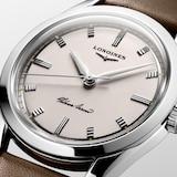 Longines Silver Arrow 38.5mm Mens Watch