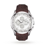 Tissot T-Classic Couturier 43mm Mens Watch