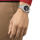 Tissot PR 100 Sport Chronograph 44mm Mens Watch