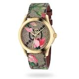 Gucci Floral Bloom 38mm Ladies Watch