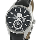 TAG Heuer Carrera Calibre 8 GMT 44mm Automatic Mens Watch