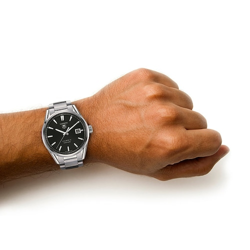 Carrera Calibre 5 44mm Automatic Mens Watch