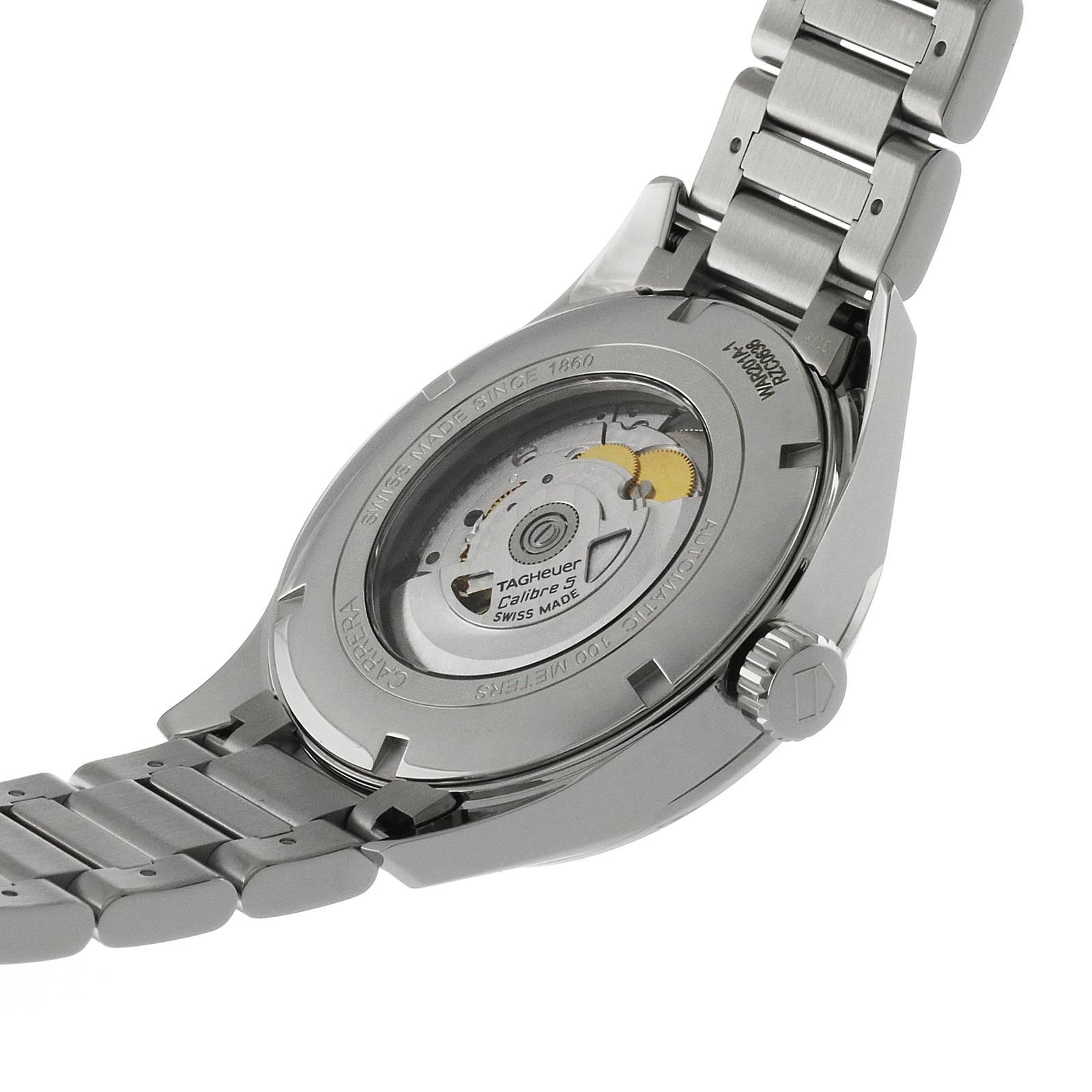 TAG Heuer Carrera Calibre 5 44mm Automatic Mens Watch