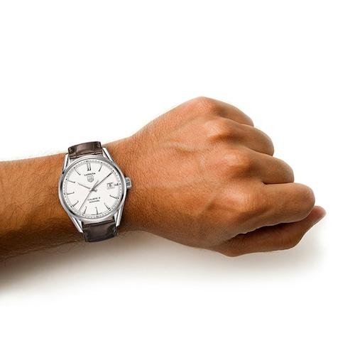 Carrera Calibre 5 39mm Automatic Mens Watch