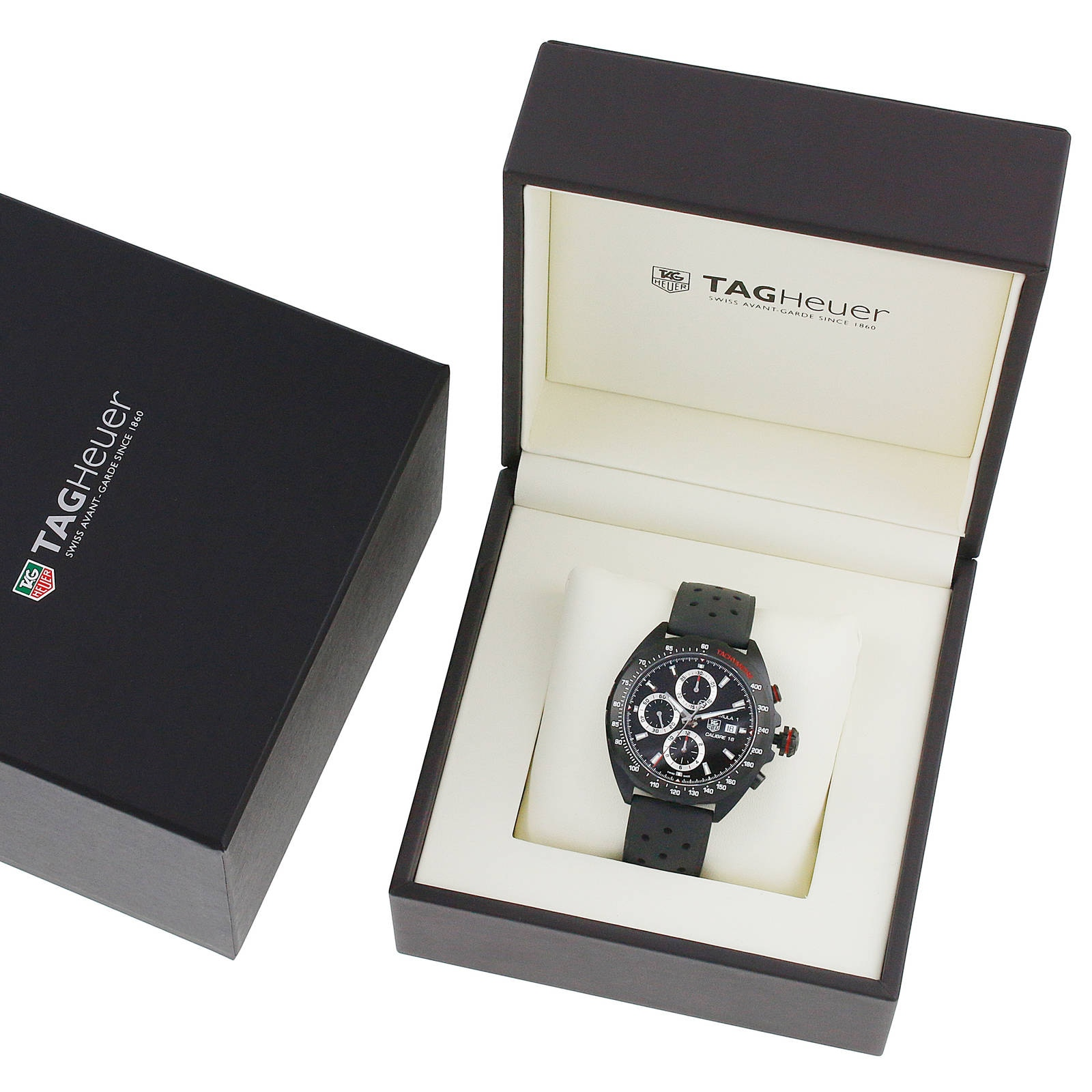 TAG Heuer Formula 1 Calibre 16 41mm Automatic Mens Watch