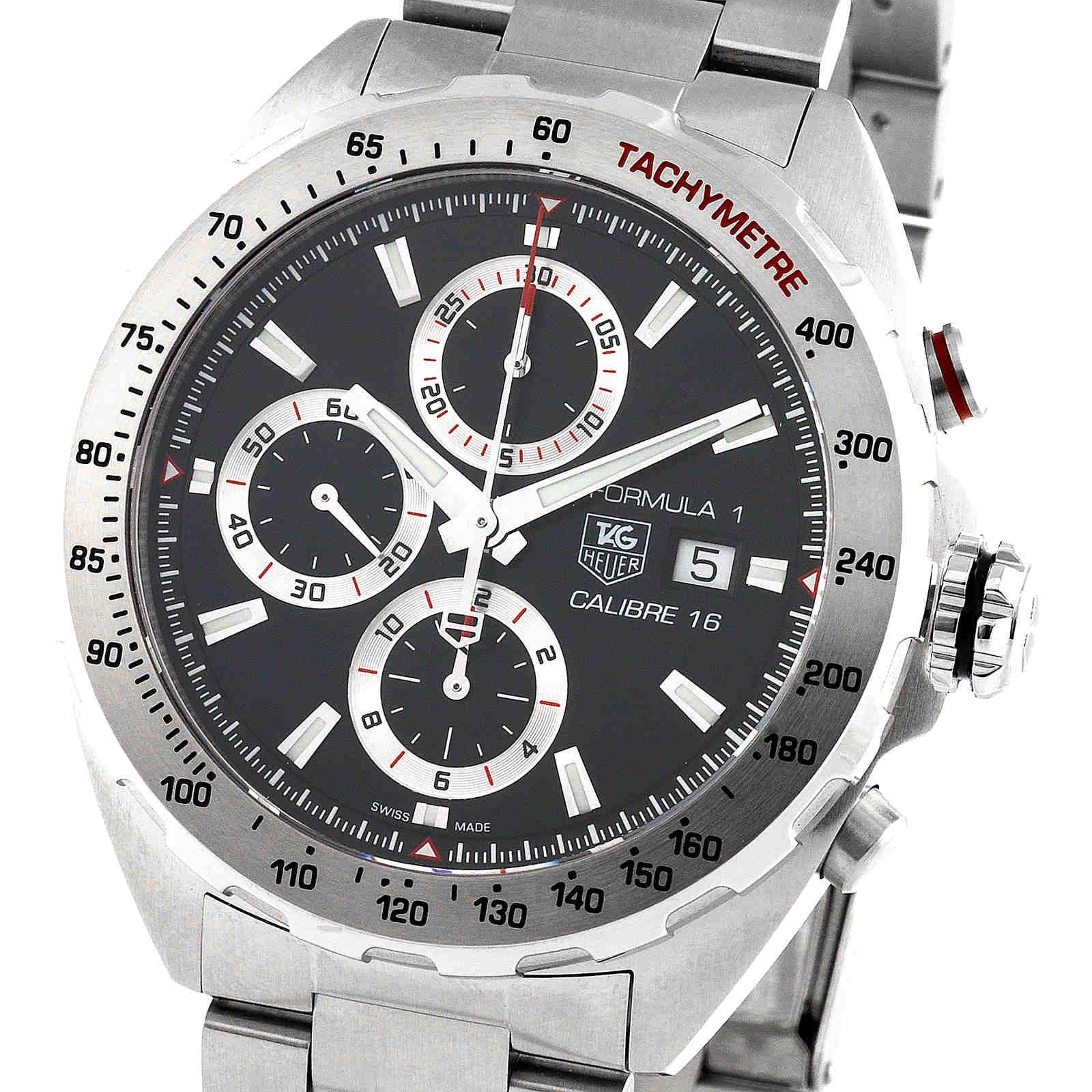 TAG Heuer Formula 1 Calibre 16 41mm Automatic Chronograph Mens Watch