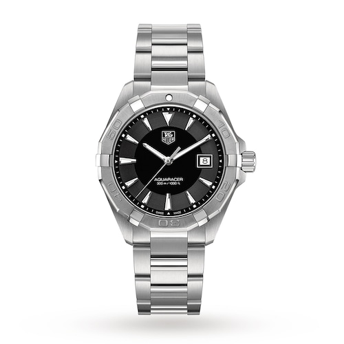 Aquaracer 40.5mm Quartz Mens Watch