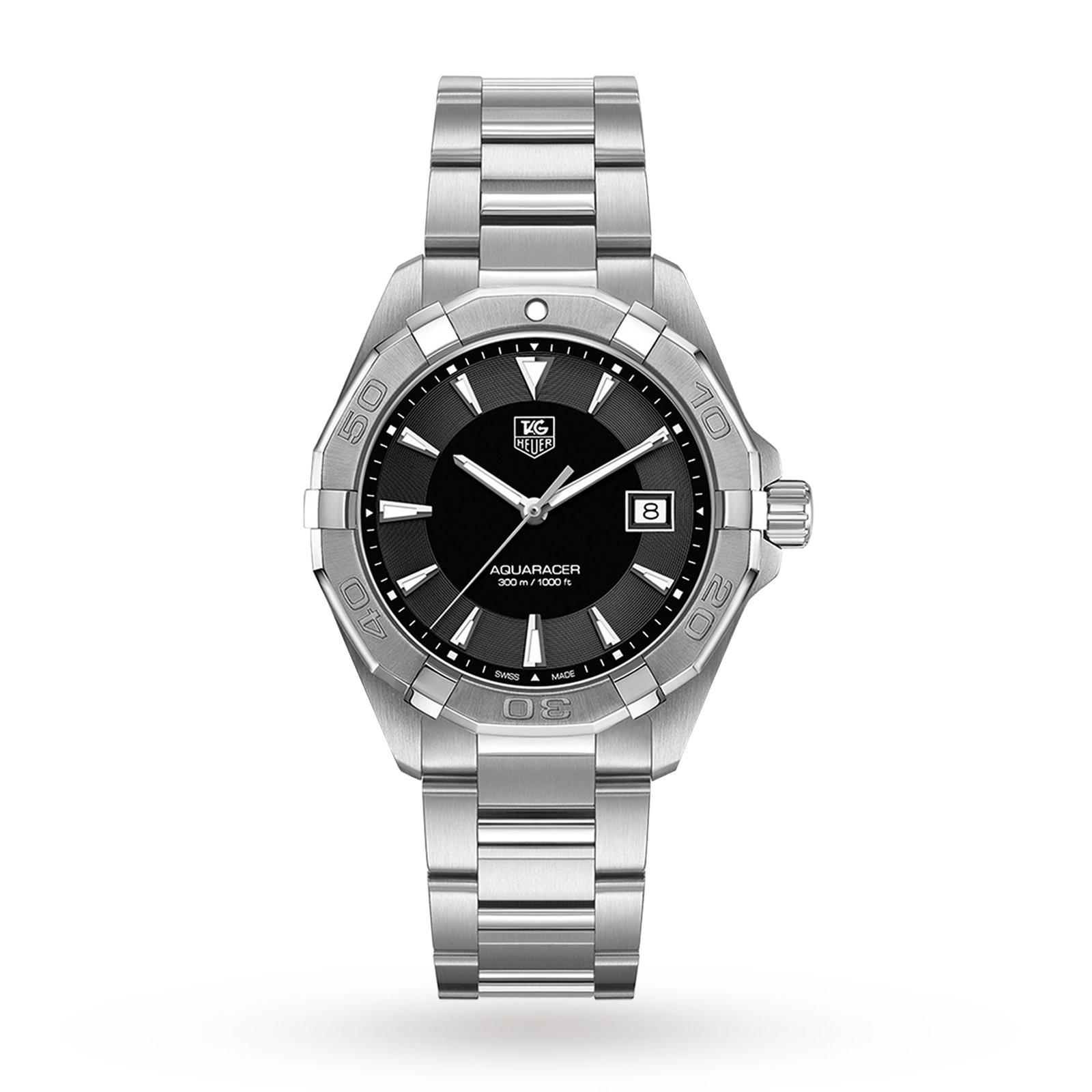 TAG Heuer Aquaracer 40.5mm Quartz Mens Watch