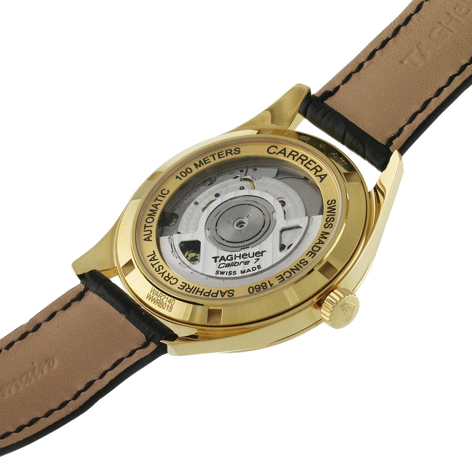 TAG Heuer Carrera 'Glassbox' Mens Watch