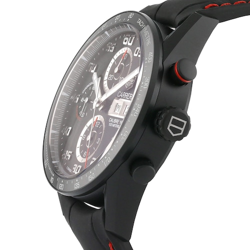 Titanium Carrera Calibre 16 Mens Watch