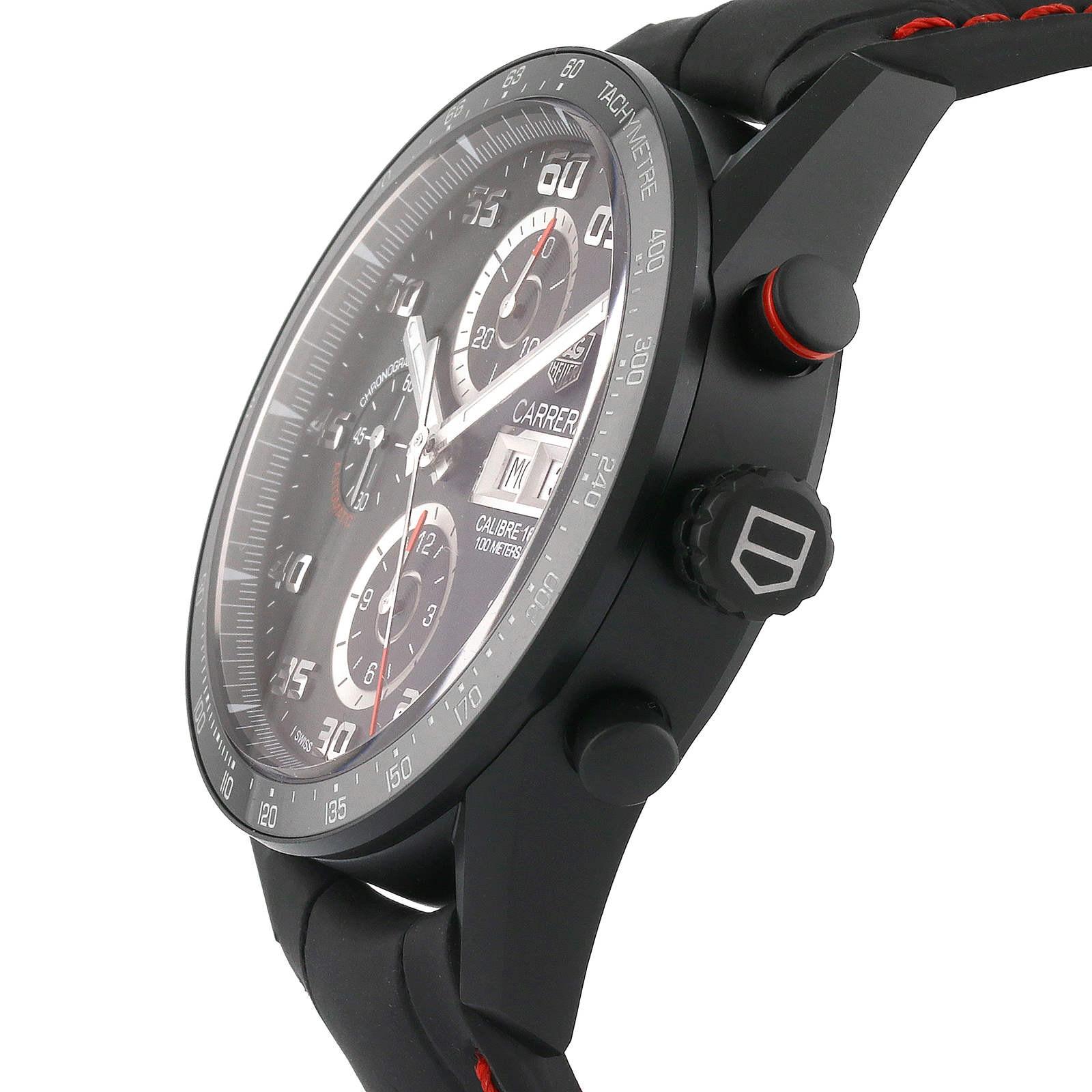 TAG Heuer Titanium Carrera Calibre 16 Mens Watch