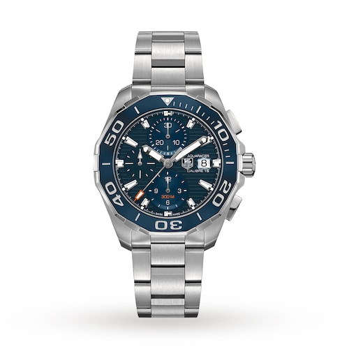 Aquaracer Calibre 16 Mens Watch