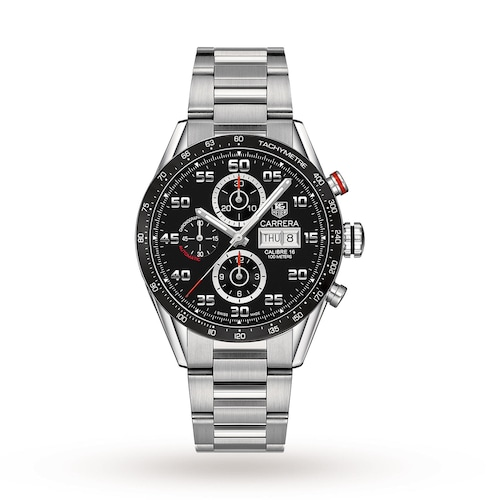 comodidad Hay una tendencia con las manos en la masa  TAG Heuer Carrera Watches, TAG Carrera Calibre 5 & Calibre 16 for Sale |  Watches Of Switzerland US