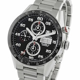 TAG Heuer Carrera Calibre 16 43mm Automatic Day-Date Mens Watch