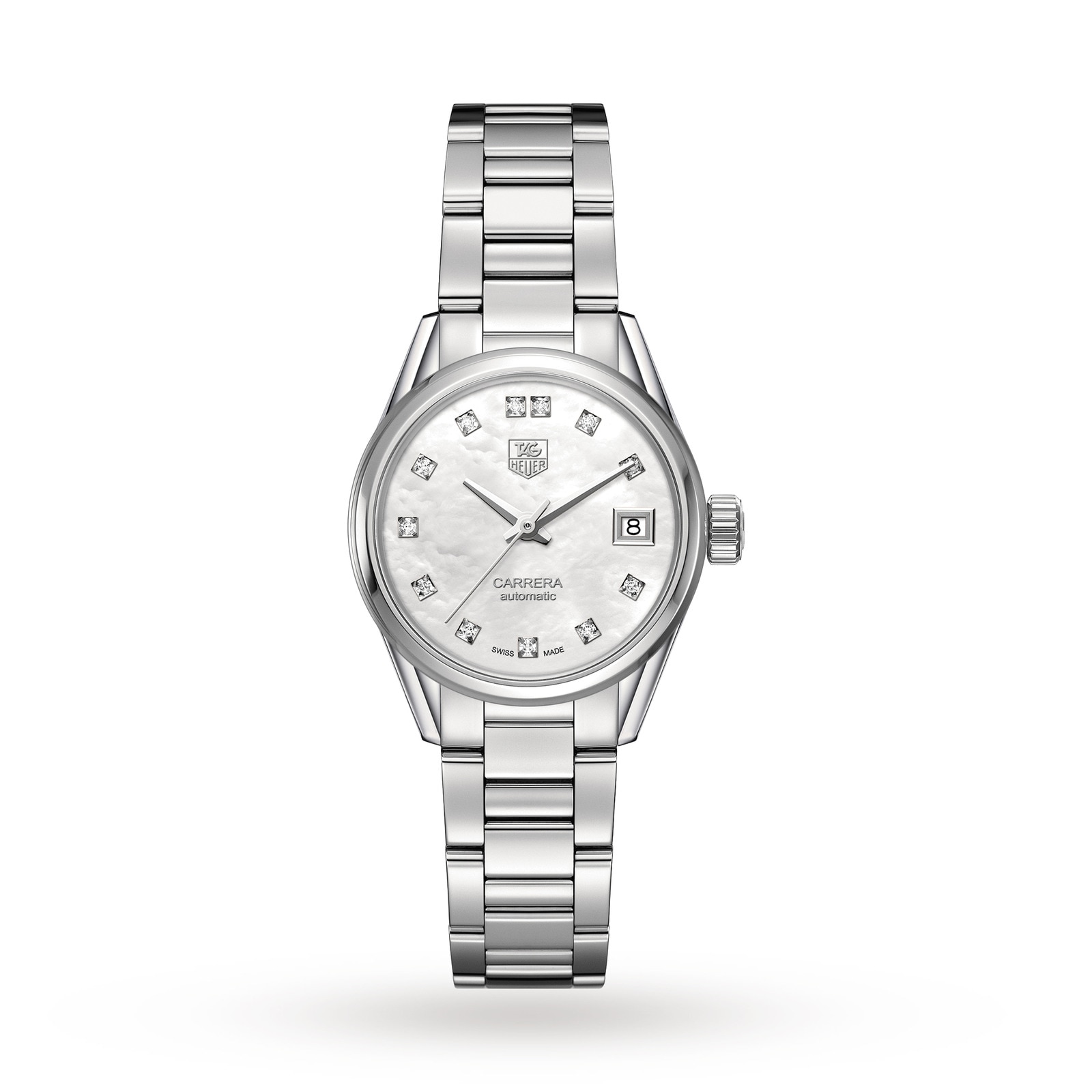 TAG Heuer Carrera 28mm Automatic Ladies Watch