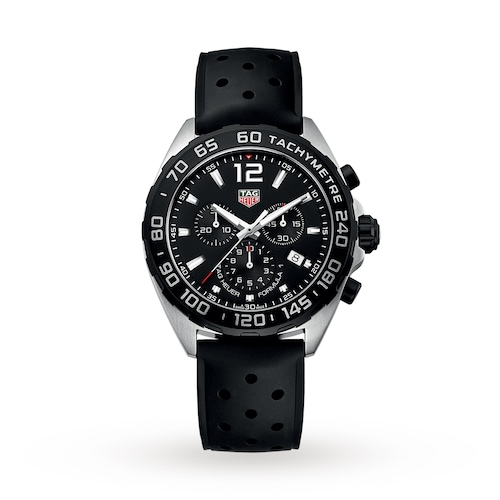 Formula 1 43mm Quartz Chronograph Mens Watch