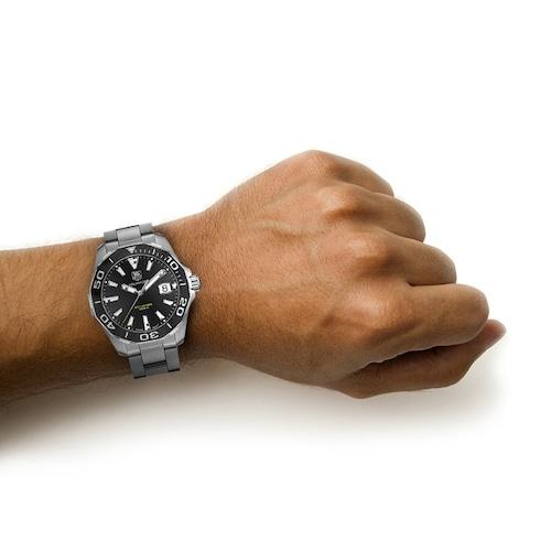 Aquaracer Mens Quartz 41mm Mens Watch